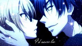 Любовная сцена❤(Love Stage!!) - I'd Never lie (РАЗНООБРАЗИЕ)