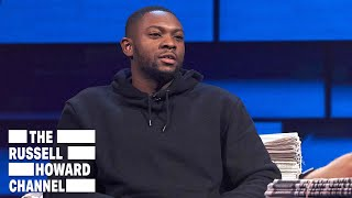 Rapman: 'Blue Story Does Not Glamorise Violence' | The Russell Howard Hour