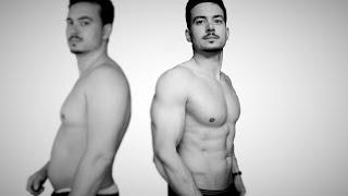 Meine Body Transformation mit Rezepten - 30 Tage Dokumentation - Ernährungsumstellung