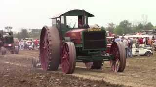 Giant Prairie Tractors at the 2015 Half Century of Progress Show