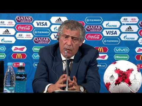 POR v. CHI -  Fernando SANTOS - Portugal Post-Match Press Conference