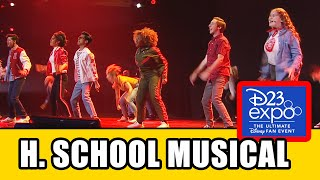 HIGH SCHOOL MUSICAL D23 Panel - The Musical: The Series