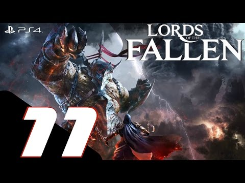 Lords of The Fallen - Walkthrough Part 11 - Antanas & Kaslo