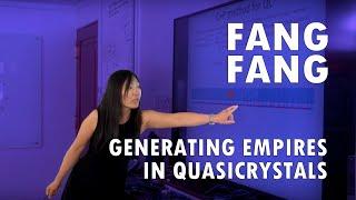 Generating Empires in Quasicrystals