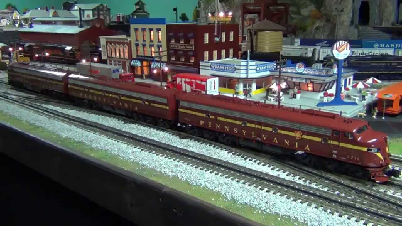 Mth Dcs Trains Related Keywords Suggestions Long Wiring Diagram On Youtube O Scale Train Layout Update Spring 2015