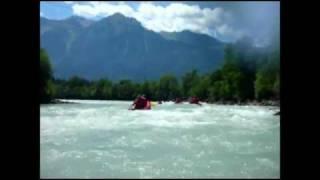 Rafting Lech+Inn SMARTtravel 24.06.-26.06.11.