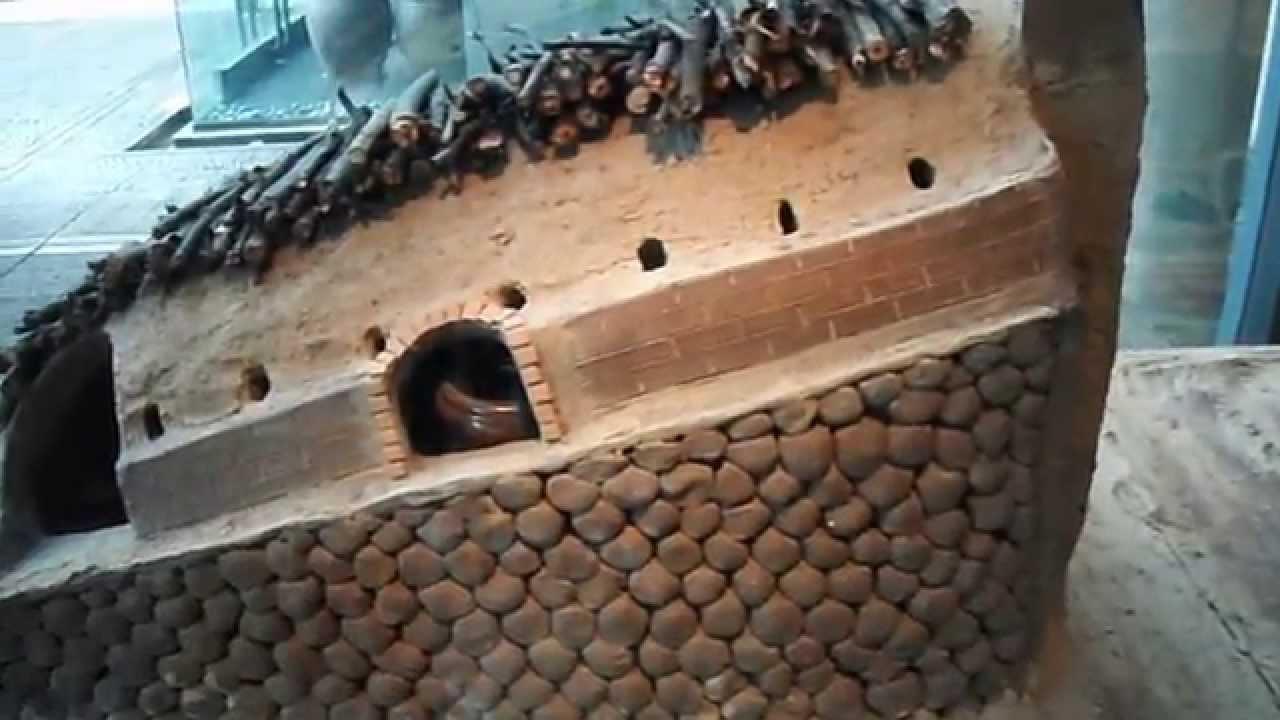 鶯歌.陶瓷博物館-各式燒窯外觀模型 - YouTube