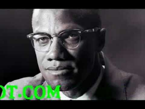 MALCOLM X - THE MAU MAU REVOLUTION Part 1