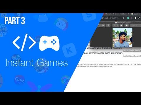 Quick review - Facebook Instant Game Development Tutorial Part 3 thumbnail