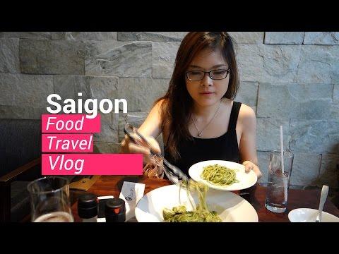Travel with Summer - Saigon food vlog 2016