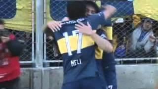 Gol de Nicolás Lodeiro - Lanús 0-1 Boca (Semifinal - Copa Argentina 2015)