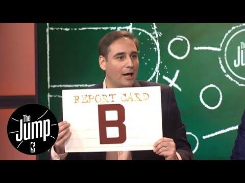 Minnesota Timberwolves Offseason Grades: B And A   The Jump   ESPN