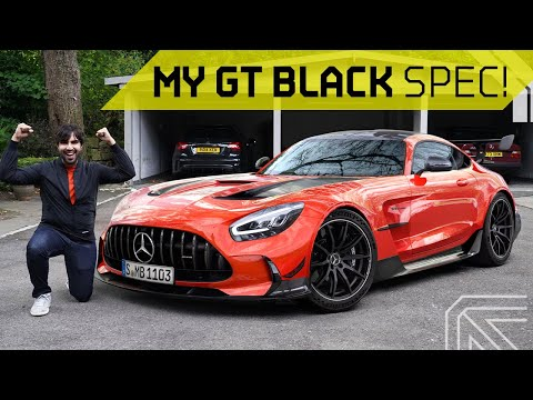 I'm buying a GT Black Series! Spec it with me!