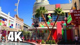 Let's walk by In-N-Out Burger, Sprinkles Cupcakes, Gordon Ramsay Fi...