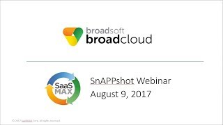 broadsoft Carry the most competitive cloud communications, collaboration, and contact center