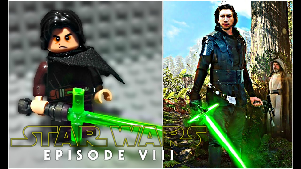 LEGO Star Wars Episode 8 The Last Jedi Light Side Kylo