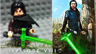 LEGO Star Wars Episode 8 (VIII) - Light Side Kylo Ren (Ben Solo) Minifigure Review(FACEBOOK PAGE: https://www.facebook.com/Scoundrelscantina/ LEGO Star Wars Episode 8 (VIII) - Light Side Kylo Ren (Ben Solo) Minifigure Review. Like ..., 2016-06-27T14:17:53.000Z)
