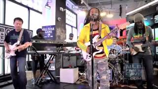 Ziggy Marley  -  Love is my Religion -   June 18, 2012 - MLB Cave Concert Series