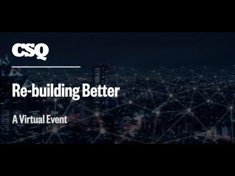 Re-building Better 2020