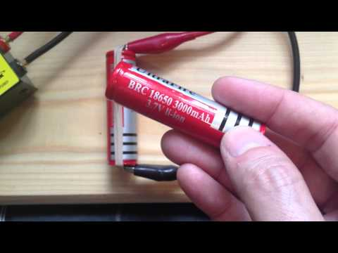 14500 3.7V 1200mAH Lithium Li-ion Rechargeable Battery from YouTube · Duration:  1 minutes 34 seconds