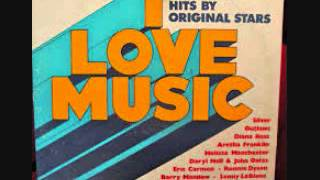 Ronco presents I LOVE MUSIC 1977