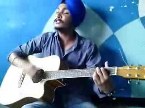 kyun main jagoo patiala house guitar cover