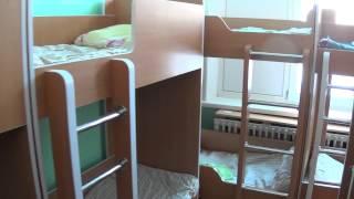 Мебель для детского сада в Хабаровске кровать 2-х ярусная(мебель для детских садов ООО