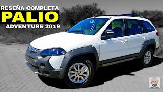 📽 Fiat PALIO ADVENTURE - Alta, Ruda, Amplia, ¡Crossover, Mini SUV, Vagoneta, TODO! thumbnail
