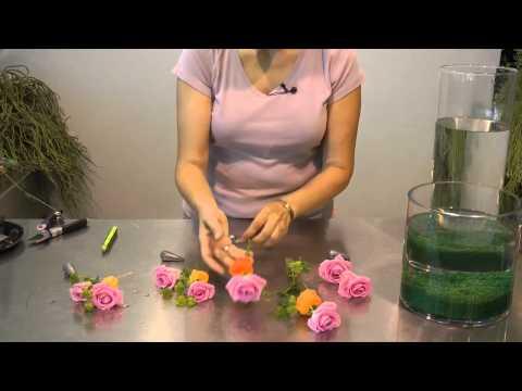 Flores Con Agua Youtube