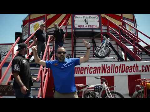 Syracuse Nationals 2018: Don't miss the Wall of Death stunt show  (video)