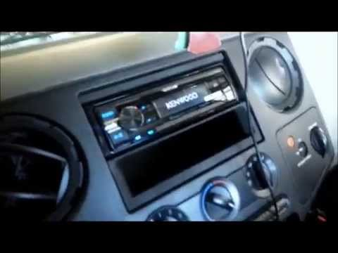 2008-2011 Ford Super Duty Radio Removal And Install