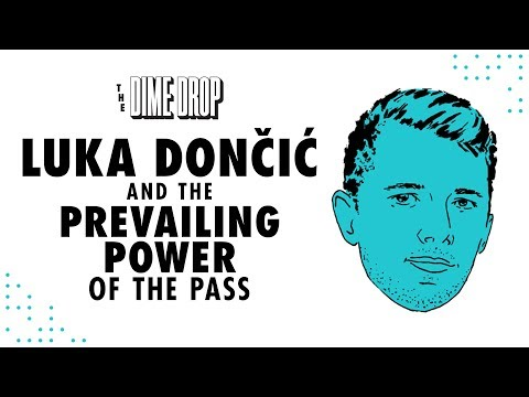 Luka Dončić & the Prevailing Power of the Pass - Player Breakdown / Scouting Reel