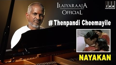 thenpandi cheemayile  nayakan tamil movie   kamal haasan  ilaiyaraaja official