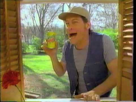1985 Ernest (Jim Varney) - Mello Yello Commercial