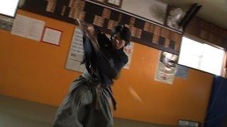 抜刀術②〜天心流兵法〜Tenshinryu Hyouho Battojutsu