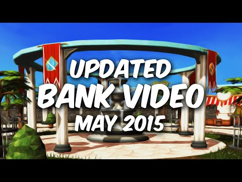 Runescape - Updated Bank Video: May 2015