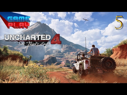 UNCHARTED 4 : Chatuchak Weekend Market at Madagascar