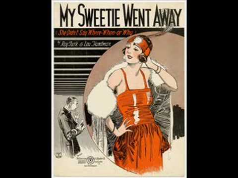 "The Temperance Seven - ""My Sweetie Went Away"""