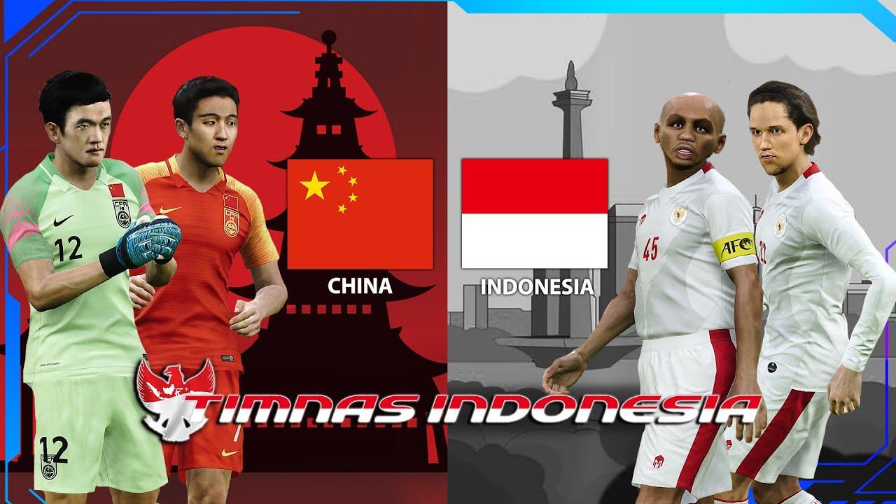 INDONESIA VS CHINA | SANG GARUDA TANTANG NEGERI TIRAI BAMBU, LIHATLAH HASILNYA! | TIMNAS WORLD TOUR
