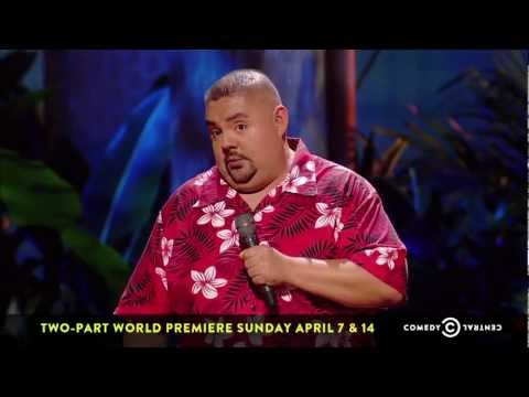 "Preview of ""Aloha Fluffy: Gabriel Iglesias - LIVE from Hawaii"" (new spec..."