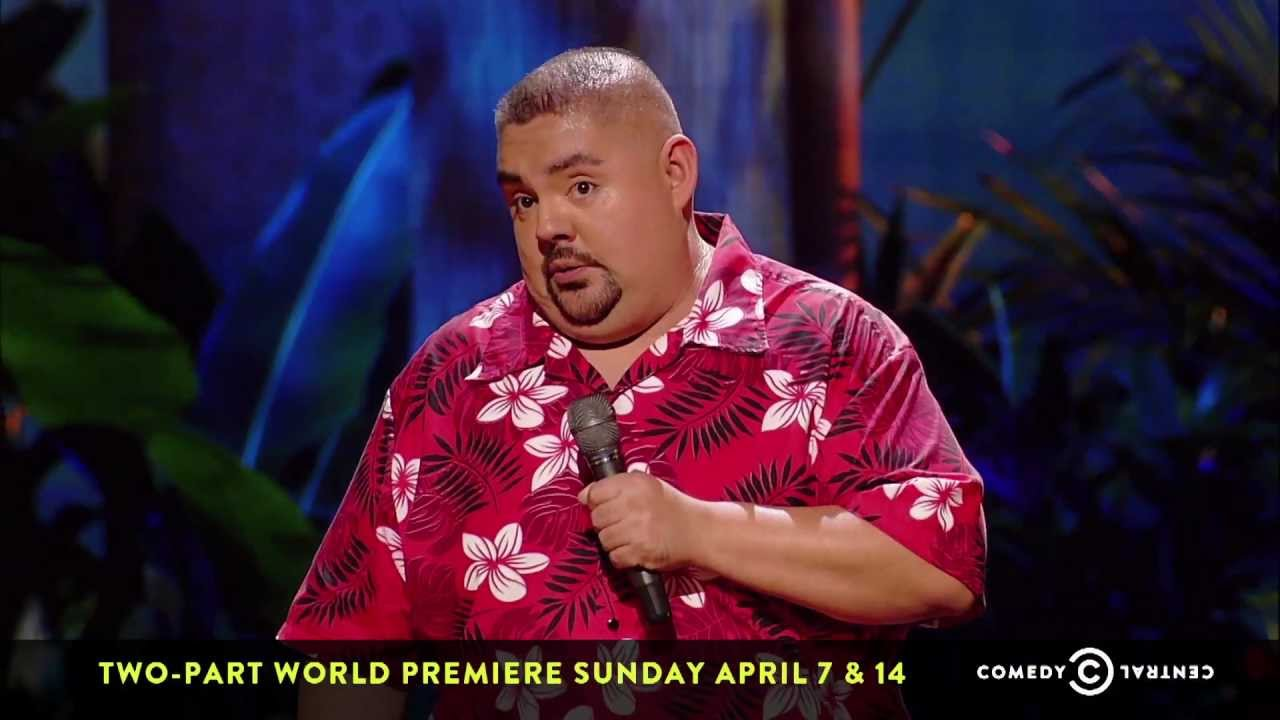 """Preview of """"Aloha Fluffy: Gabriel Iglesias - LIVE from ..."""