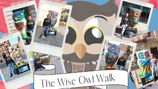 THE NOTTINGHAM WISE OWL WALK | NOTTINGHAM  - Tanya Louise