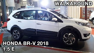 Download Video Honda BR-V 1.5 E 2018 | Exterior & Interior Walkaround MP3 3GP MP4