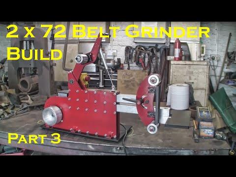 Belt Grinder Build Part Three