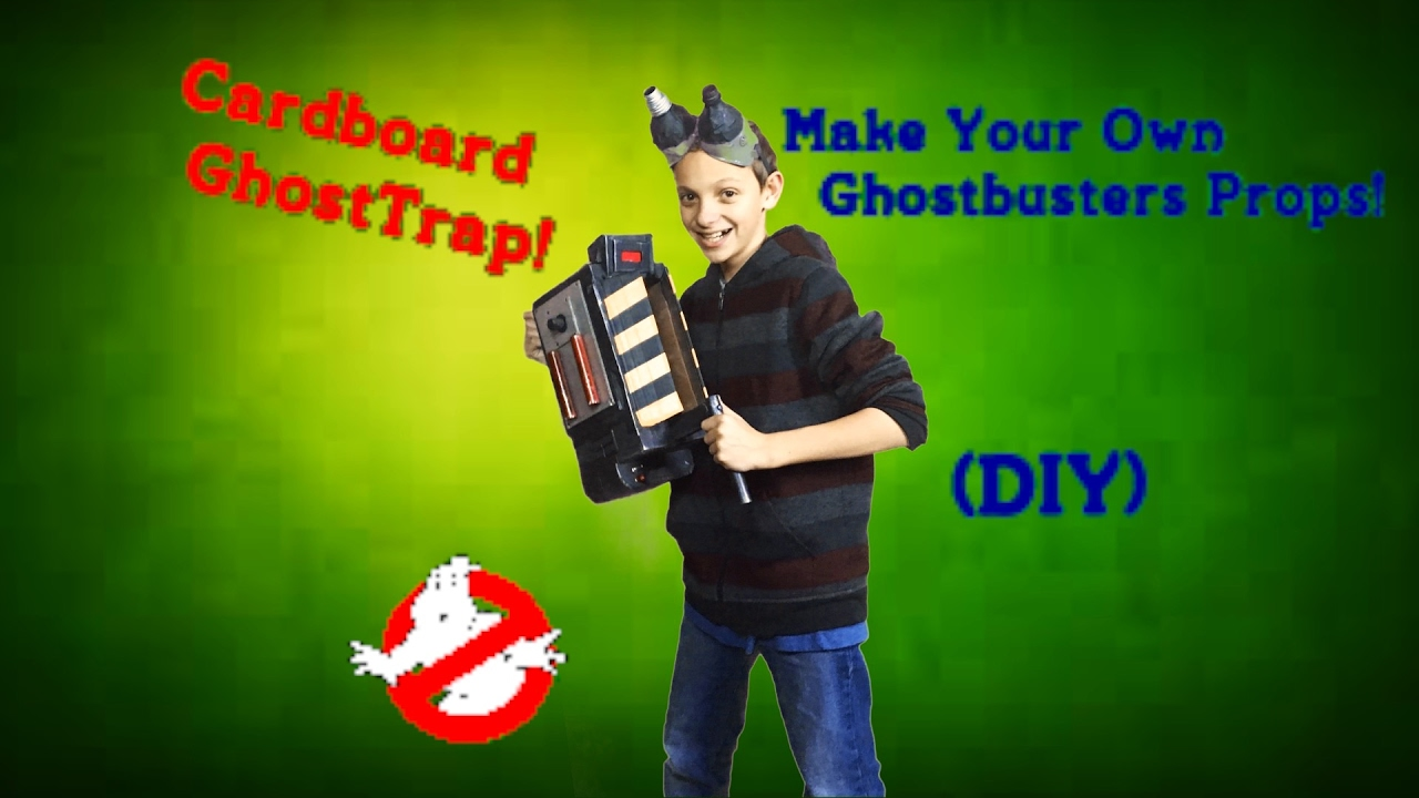 how to make your own ghost box