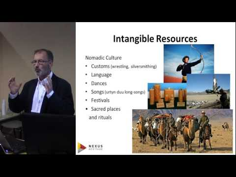 Intangible Heritage and Archaeology in Mongolia
