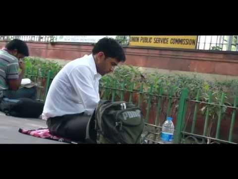 MYSELF- A Documentary on UPSC Aspirants TRAILER