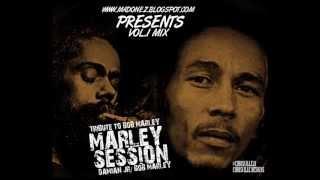 CHRIS VILLE@WMG Lab Prod - Marley Session - Bob Marley - Damian Marley MIX