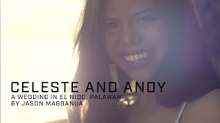 Celeste and Andy: Amazing Wedding in Apulit Island, El Nido, Palawan