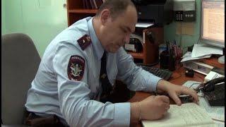 У водителя моторной лодки полицейские нашли наркотики.MestoproTV
